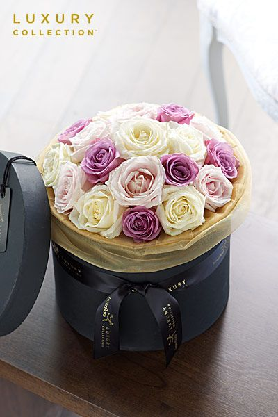 flowers in a Hatbox london - Поиск в Google