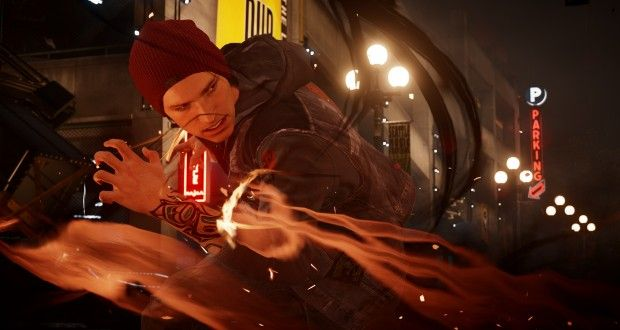 Infamous Second Son Available For Digital Pre-Order | PlayStation 4 UK