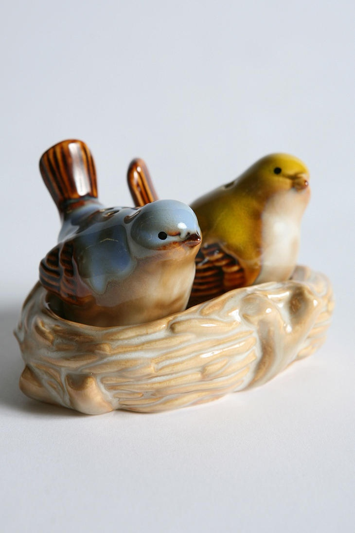108 Best Birds And Fish Salt And Pepper Shakers Images On