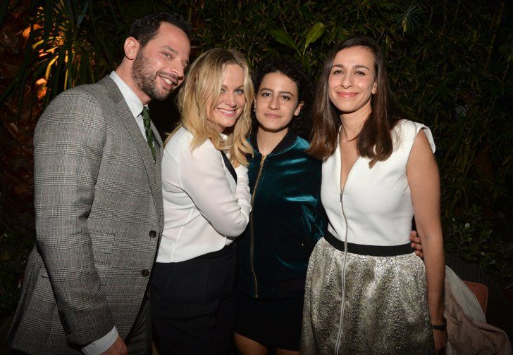 Pin for Later: The GQ Men of the Year Party Was Basically a Room Full of Sexy Men Nick Kroll, Amy Poehler, and Ilana Glazer
