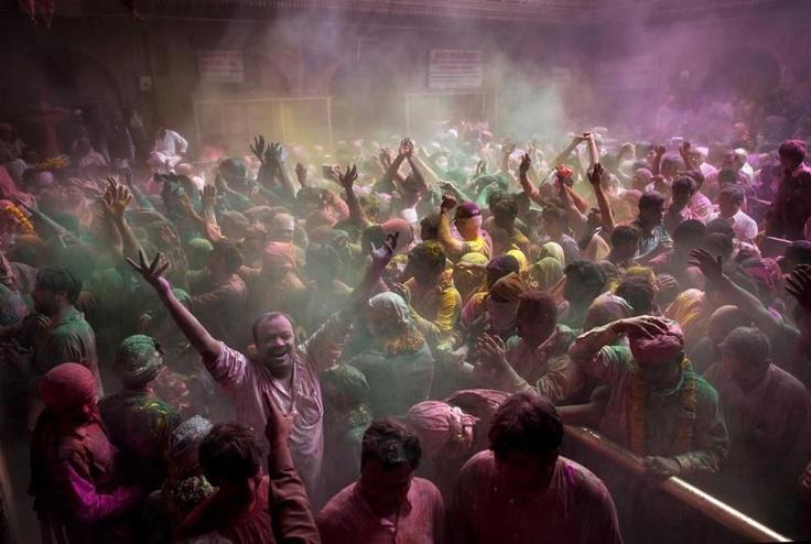 Hindu festival 'Holi'