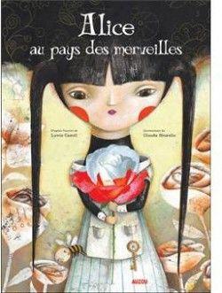 Alice au pays des merveilles-Lewis Carroll  et Glenda Sburelin