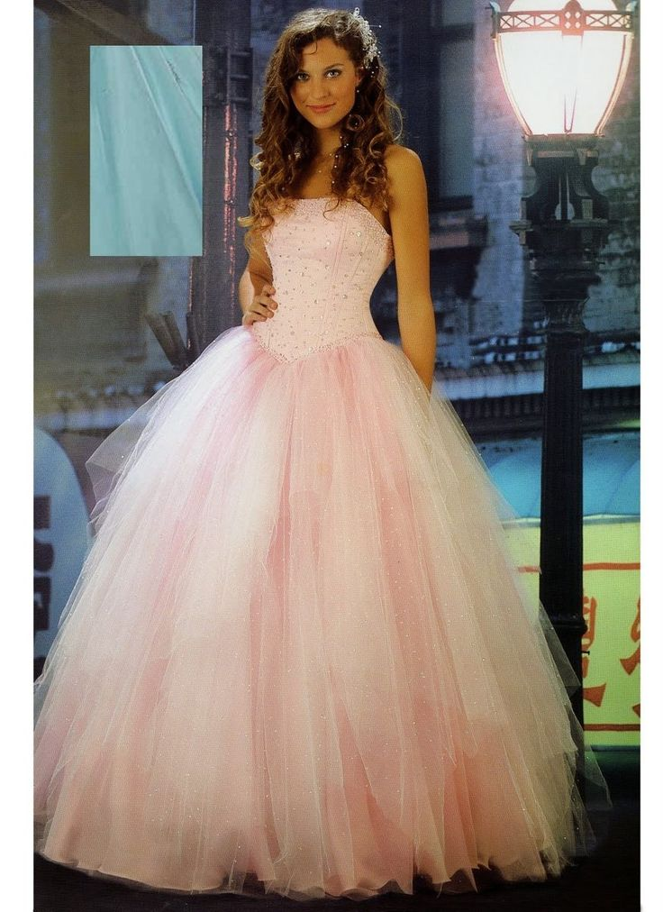 Vestidos De 15 Años Largos Y Desmontables,corseteria A Medid - $ 4.400,00 en MercadoLibre