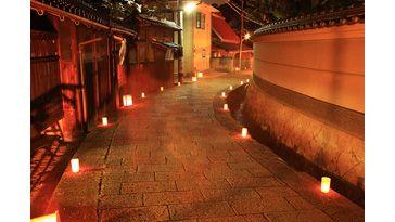 第7回竹内街道灯路祭り