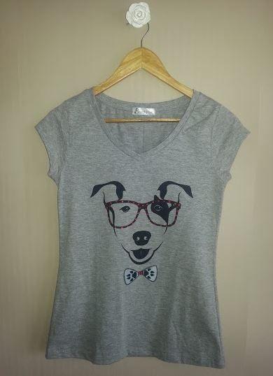 Cachorro de óculos www.missbeatriz.com.br