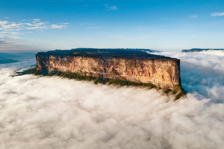El famosísimo Monte Roraima© Getty Images/Collection Mix: Subjects RM