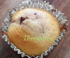 White Chocolate and Raspberry Muffins | Official Thermomix Recipe Community