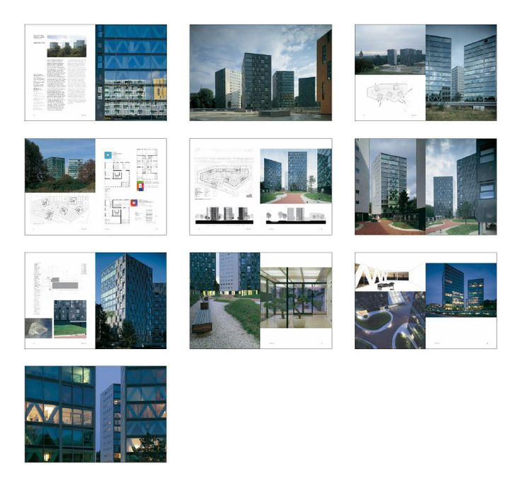 Holland Park Apartments: XAVEER DE GEYTER. Chassé Terrain. Breda. Park Apartments