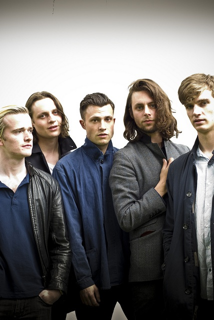 The Maccabees, always fantastic live