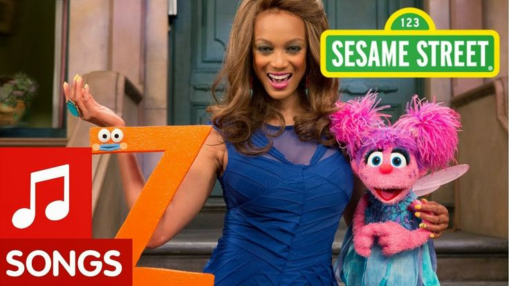 English    is    FUNtastic: Sesame Street: Tyra Banks Sings the Alphabet