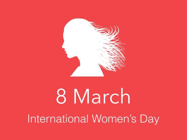 Dünya Kadınlar Günü kutlu olsun - Happy International Women's Day