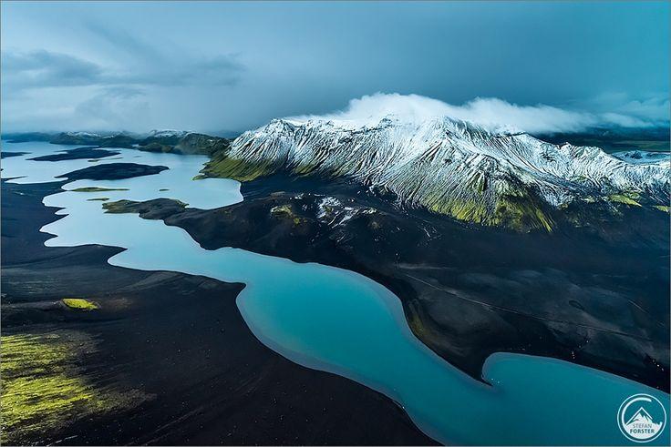 Langisjor - Aerial by Stefan Forster - Photo 137038043 / 500px