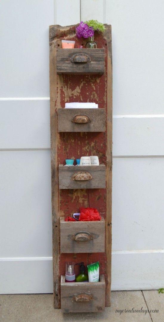 Barn Wood Decor Signs: 25+ Best Wood Bin Ideas On Pinterest
