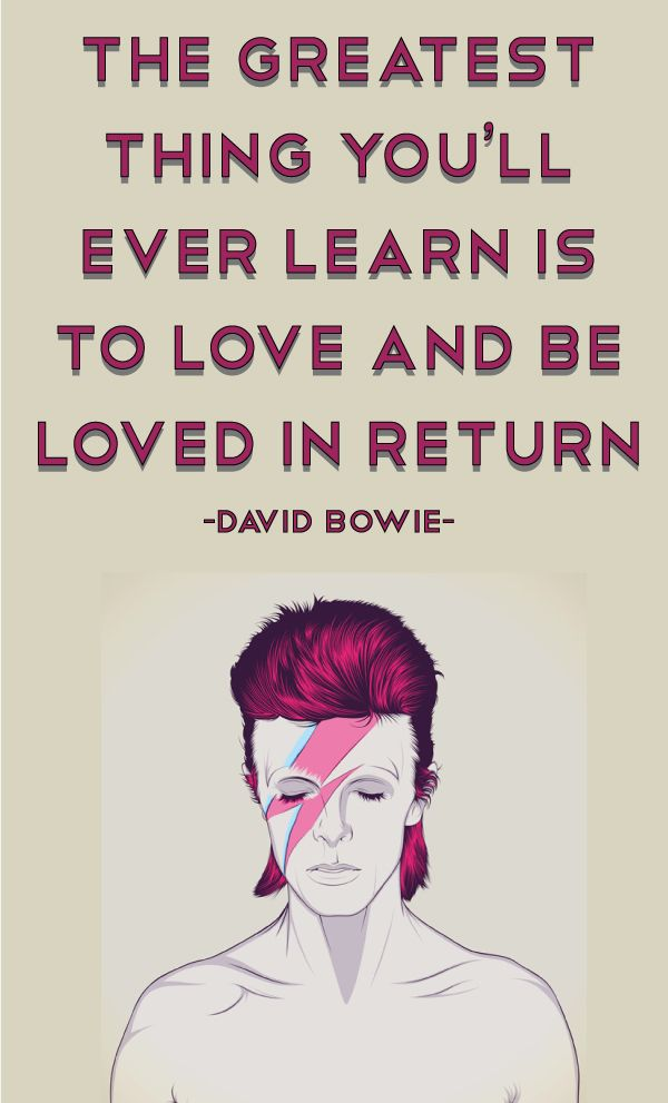 Best 25+ David bowie quotes ideas on Pinterest | David songs ...