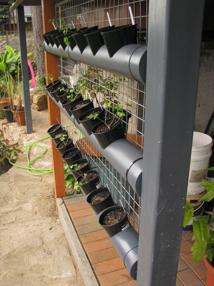 Vertical Garden Irrigation System Google Search Garden