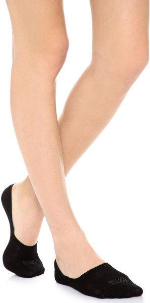 Falke Invisible Sneaker Socks in Black - Lyst