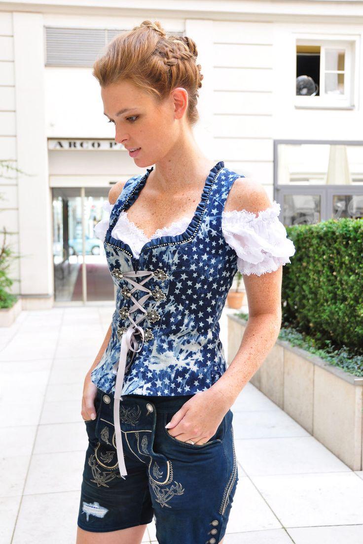 Der fertige Look   http://trachtentascherl.wix.com/trachtentascherl Trachten Taschen für's Dirndl, die Lederhos'n und Jeans!