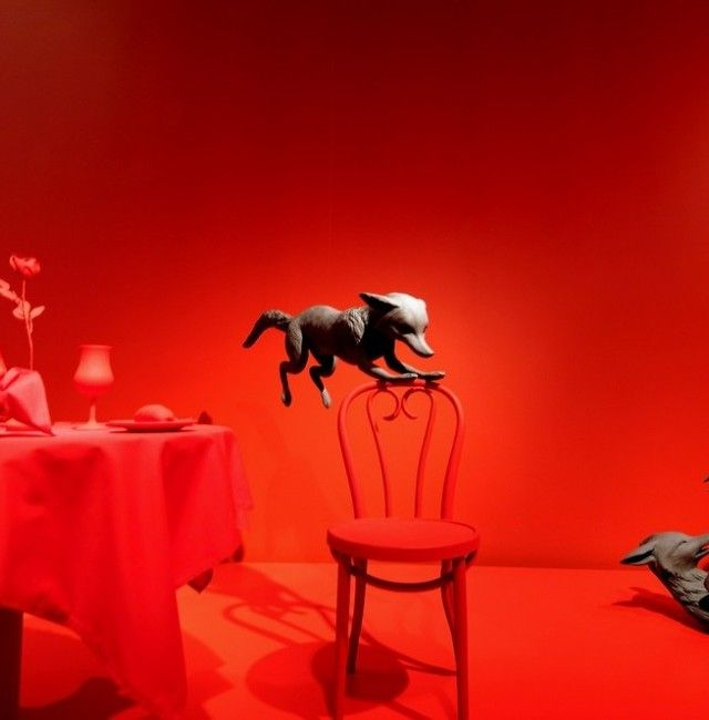 Best SkOgluNd Images On Pinterest Installation Art Art - Artist creates amazing fantasy dreamscapes into her small studio without using photoshop