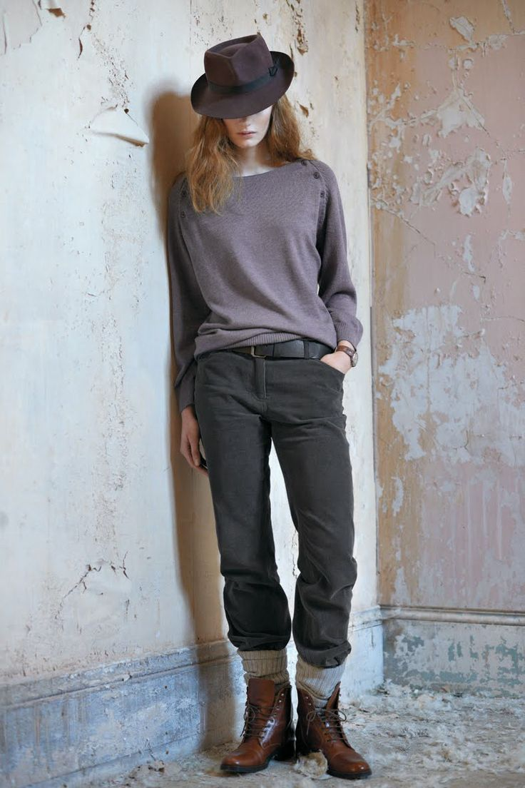 That's Not My Age: Androgynous Style