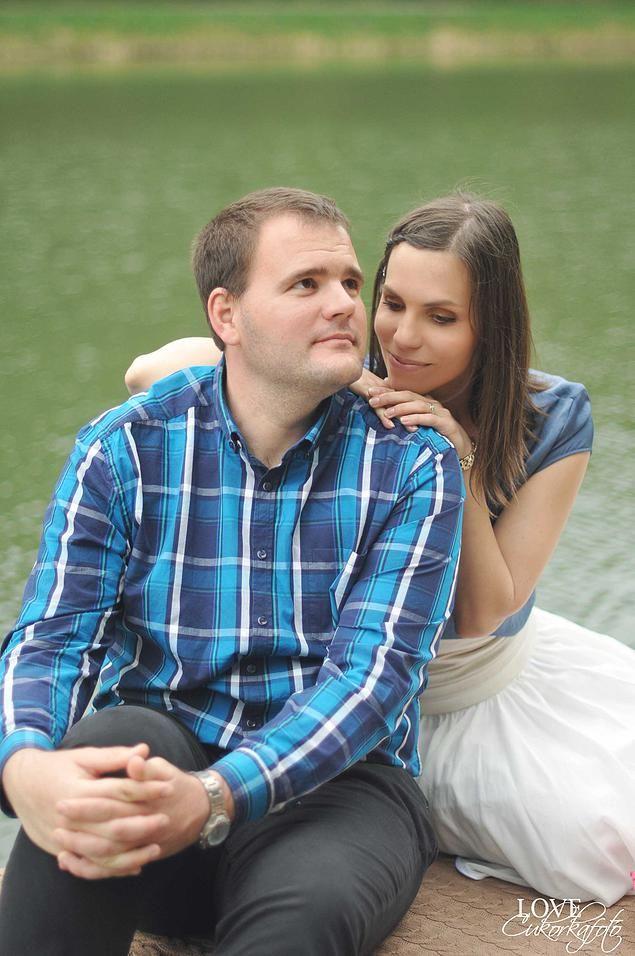 Cukorkafotó család és esküvő fotózás Szombathely | Jegyesfotózás: Dorka és Tamás