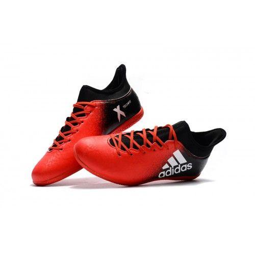 buy popular e9cb4 b1b06 ... free shipping adidas x 16.3 indoor football boot orange black white  bd482 07054
