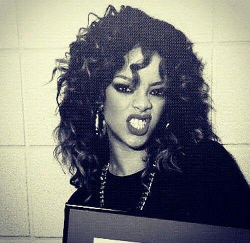 Rihanna navy❤