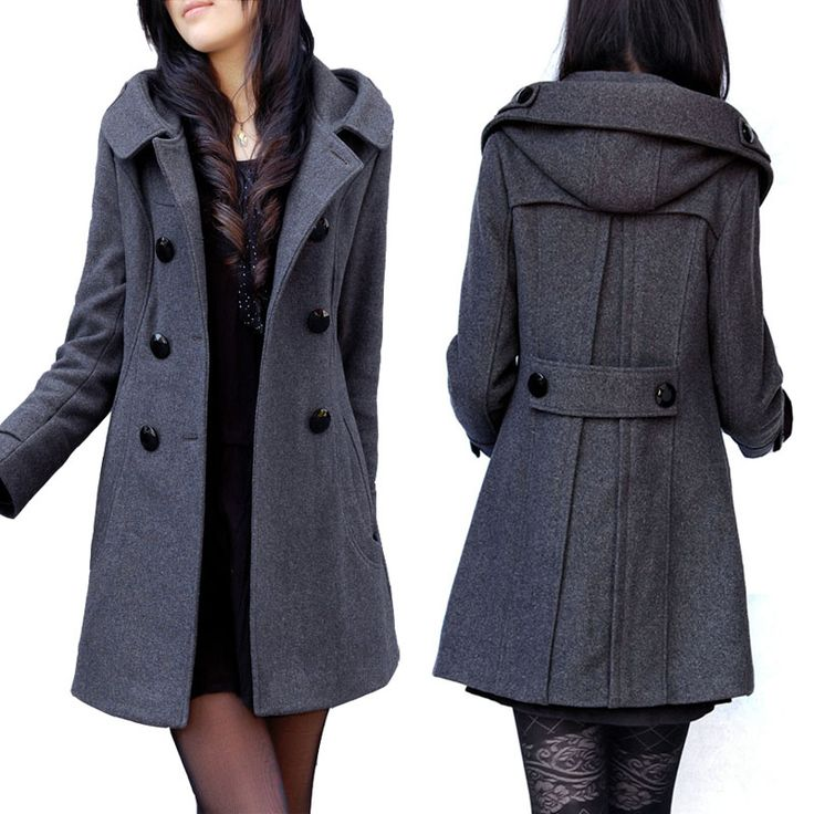 17 Best ideas about Wool Trench Coat on Pinterest | Coats, Trench ...