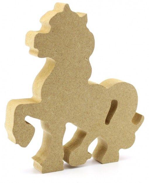 18mm Freestanding Horse blank craft shapes http://www.lornajayne.co.uk/
