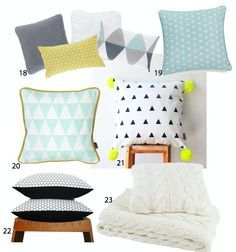 1000 ideas about style scandinave on pinterest table style scandinave tab - Coussin style scandinave ...
