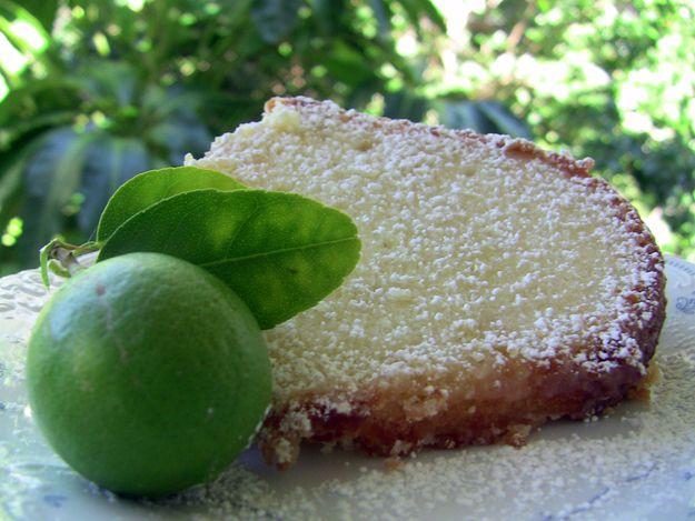 Authentic Florida - Authentic Florida's Key Lime Pound Cake