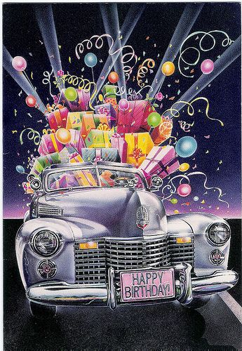 """Birthday Mobile"" by Jeanette Adams '81"