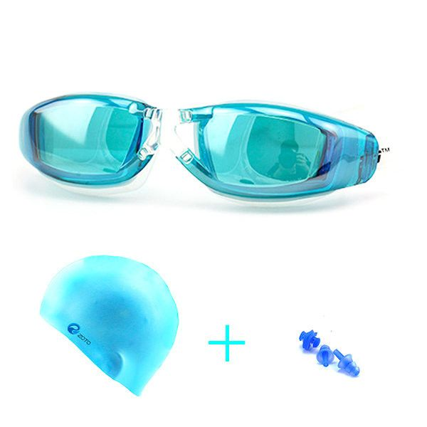 Men Women High-Definition Anti-Fog Swim Special Glasses For Human Design Goggles
