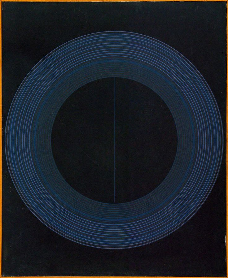 Black Painting, 1969 Ralph Hotere