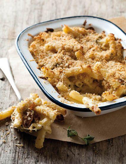 Luukse macaroni-en-kaas