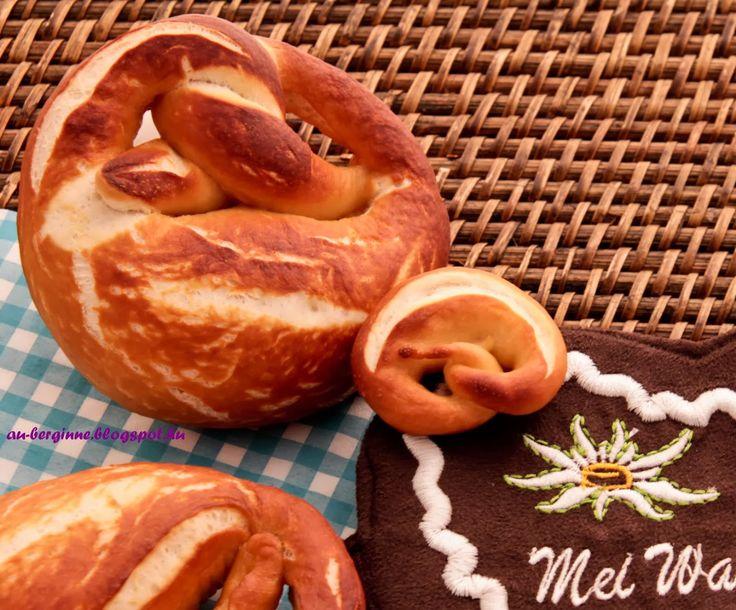 Schwäbische Laugenbrezel / Sváb perec sörözéshez