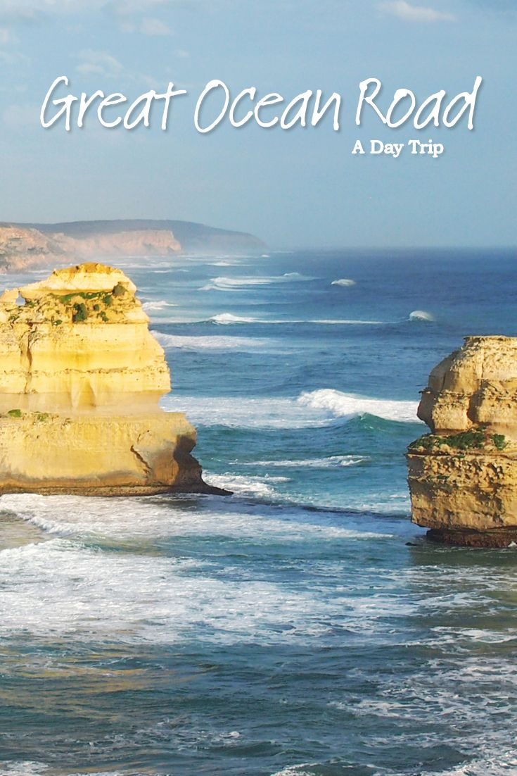 My Day Trip to The Great Ocean Road in Australia.  Share if you like it :)