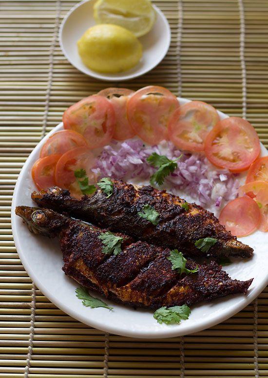 Fish Recheado Masala Recipe, Mackerel Fish Recheado Masala Recipe | Goan Food Recipes