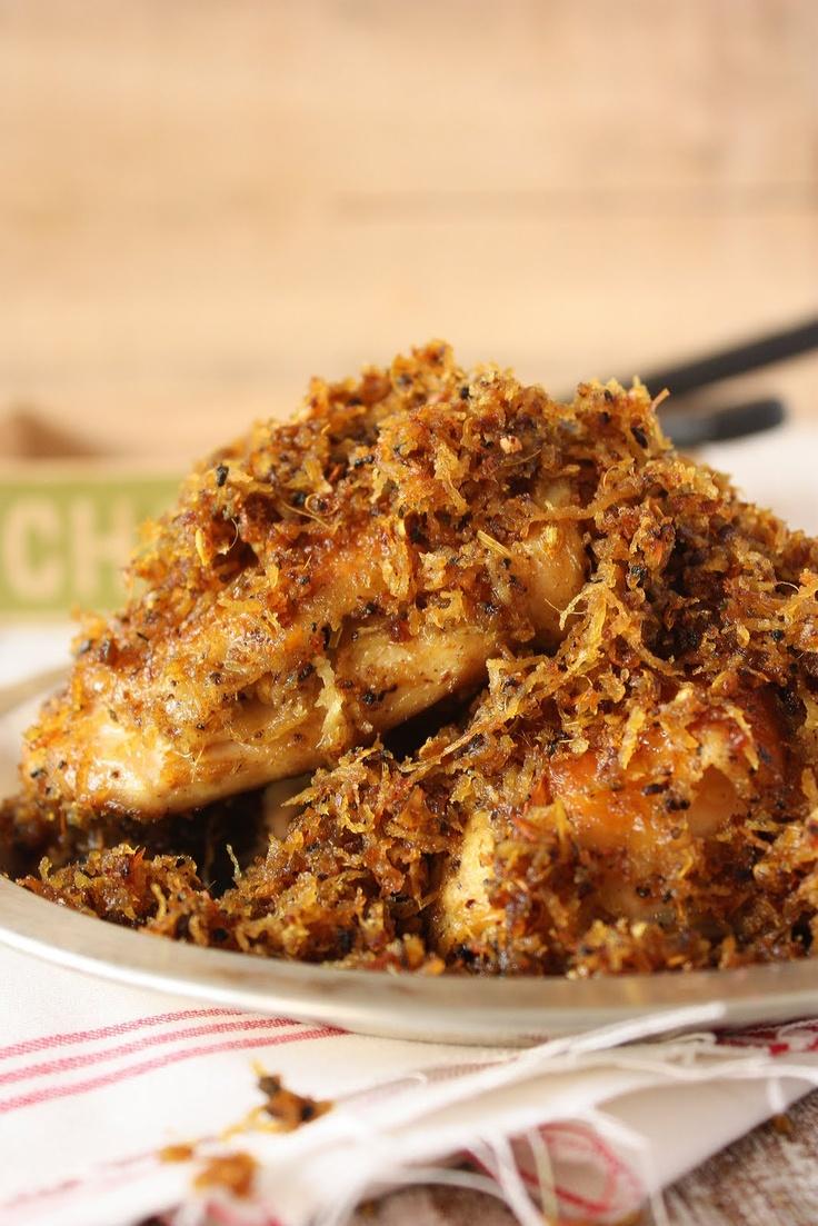 Bali fried chicken
