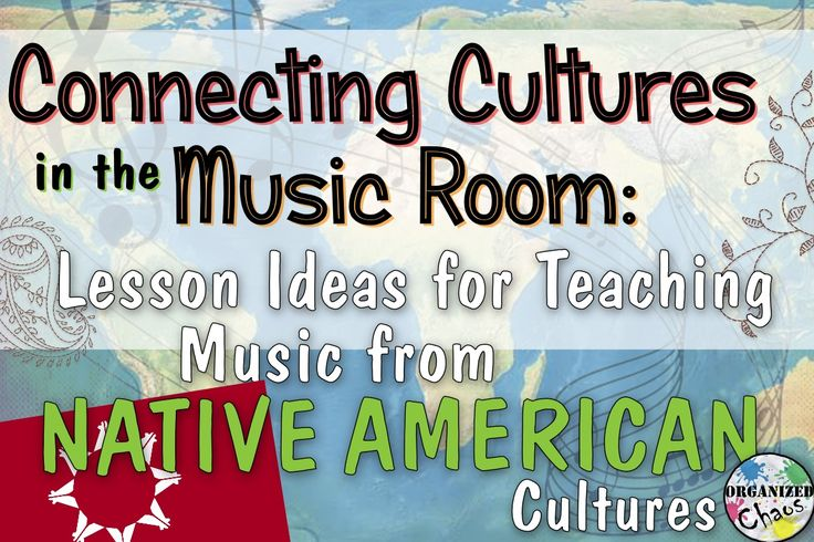 Organized Chaos: Teacher Tuesday: Native American music in elementary music. Lesson ideas for kindergarten and lower elementary. Classroom instruments, steady beat, same and different phrases, movement. Wee Hee Nah, Epanay.
