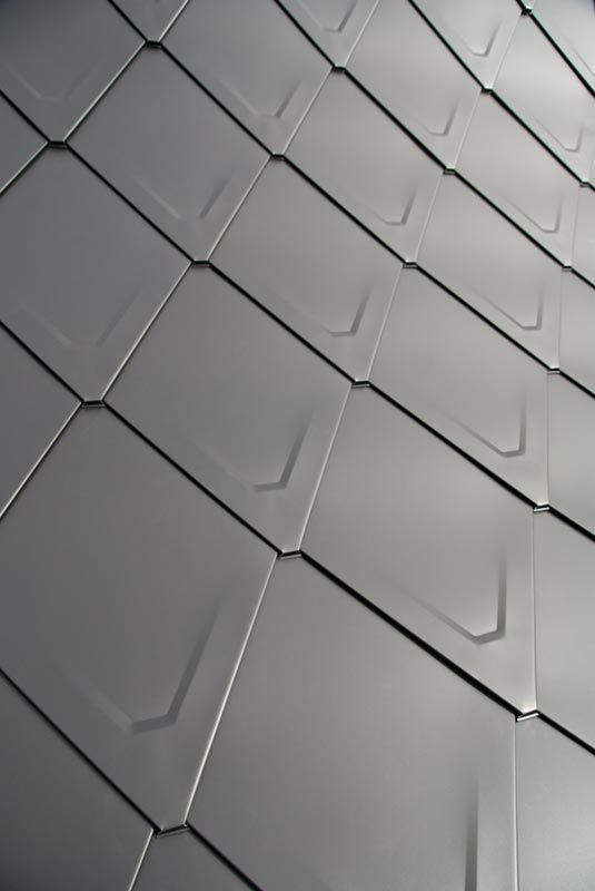 Steel Diamond Roofing Architectural Exterior Surfaces