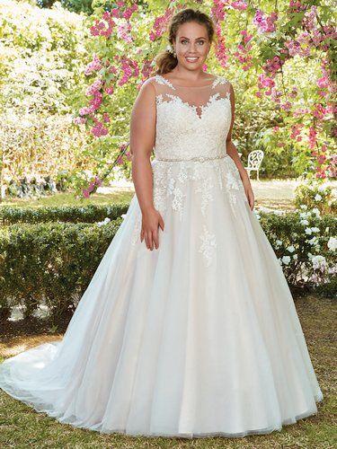 42 best Curvy Bride images on Pinterest | Wedding frocks, Short ...