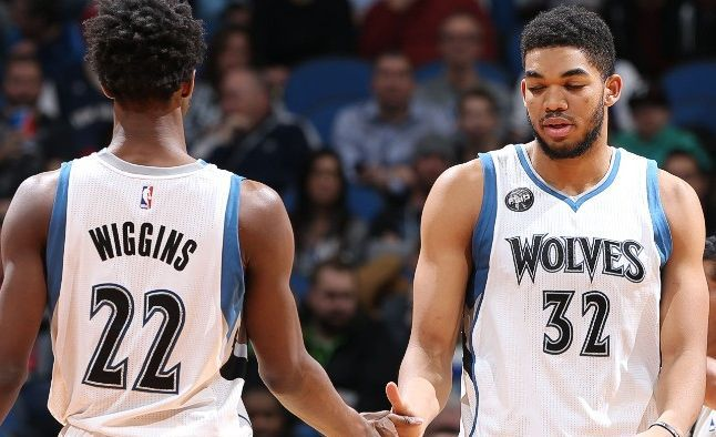 The last two times the Minnesota #Timberwolves and the San Antonio #Spurs have met up their final total scores have been well below 200 points. However, today #NBA odds makers have set the total at 205. http://www.sportsbookreview.com/nba-basketball/free-picks/bet-spurs-timberwolves-go-over-205-your-nba-picks-a-70312/