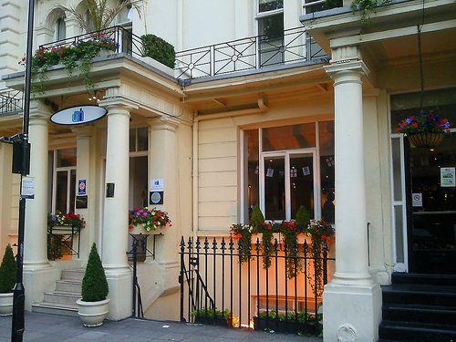 Umi Hotel London   Europe a la Carte Travel Blog