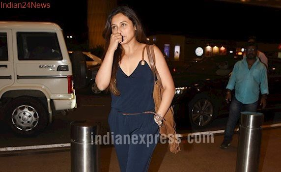 Rani Mukerji is back and her style game is right on point
