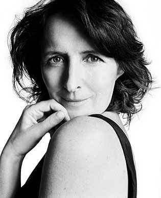 """fiona shaw  she told troy to """"write big"""" - and made me realize that mary was REAL..."""