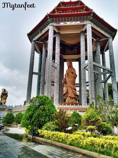 Kek Lok Si Temple in Penang 9
