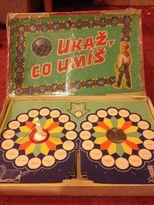 Krásná vědomostní hra