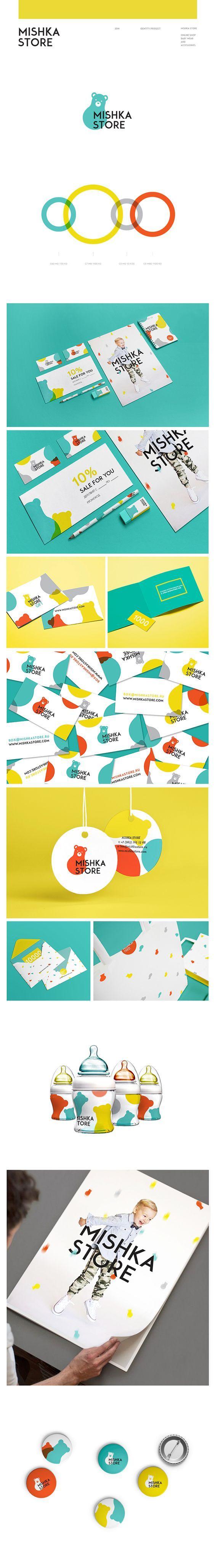Mishka Store Branding on Behance | Fivestar Branding – Design and Branding Agency & Inspiration Gallery