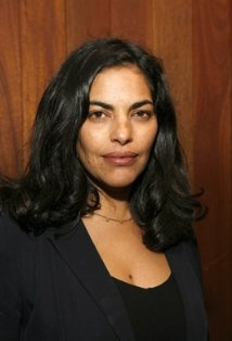 Since I first saw Sarita Choudhury in Mississippi Masala (in the theatre when it came out), I've been appreciative of her capacity to be fully present and alive on screen.  I love her work in Wild West and Kama Sutra.  And it was a pleasure to see her in The Lady in the Water, a film I return to again and again for the power of the performances from the ensemble.  I realized recently that I have some catching up to do to see all her work.