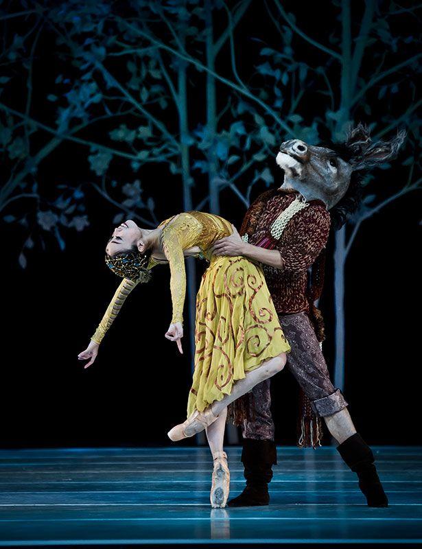 Sueño de una noche de Verano #ballet
